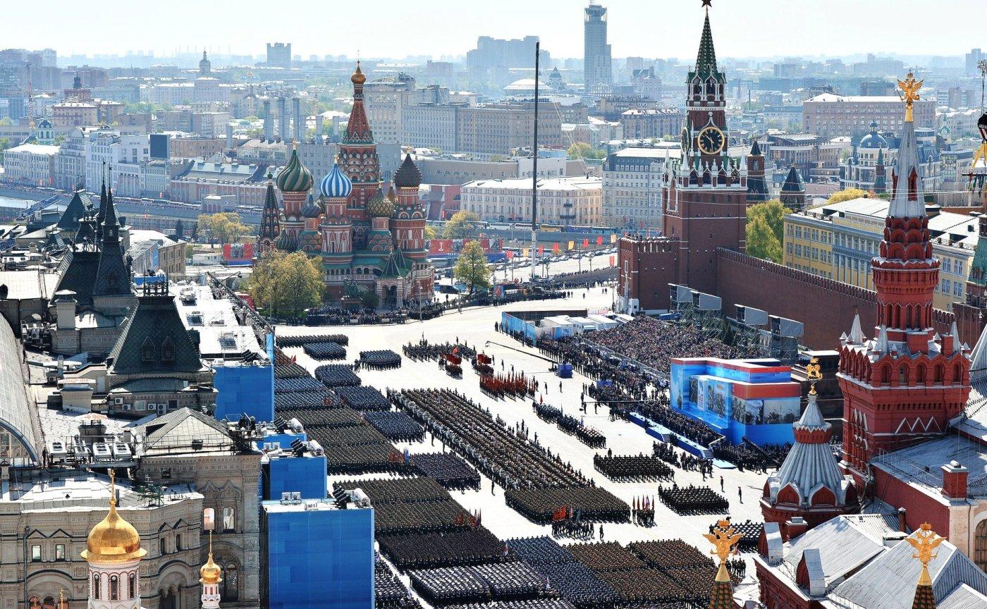 Putin Día de la Victoria Rusia 19