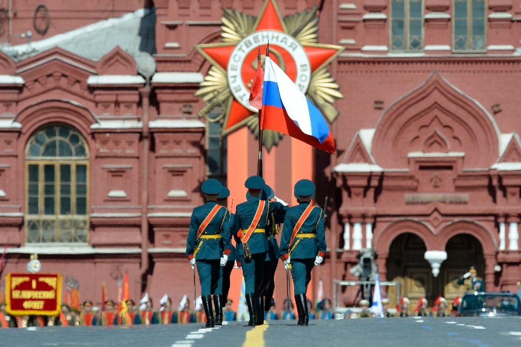 Putin Día de la Victoria Rusia 3