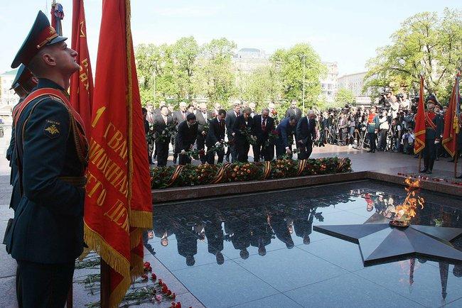 Putin Día de la Victoria Rusia 7