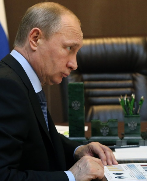 El presidente ruso, Vladimir Putin (Getty Images/archivo)El presidente ruso, Vladimir Putin (Getty Images/archivo)