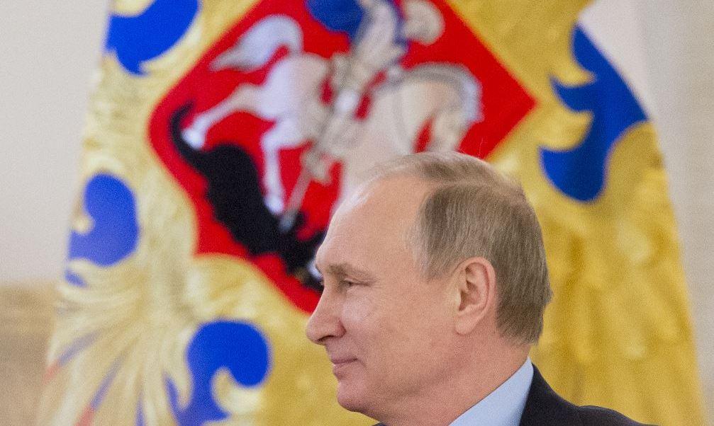 Putin, macron, elecciones, francia, felicita, kremlin