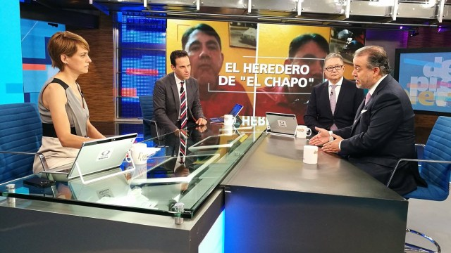 PGR, Carlos Loret de Mola, Raúl Cervantes, Despierta con Loret, Justicia