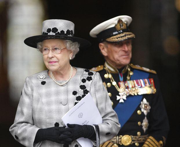 Reina Isabel, príncipe Felipe, monarquía, palacio de Buckingham, reino unido, isabel
