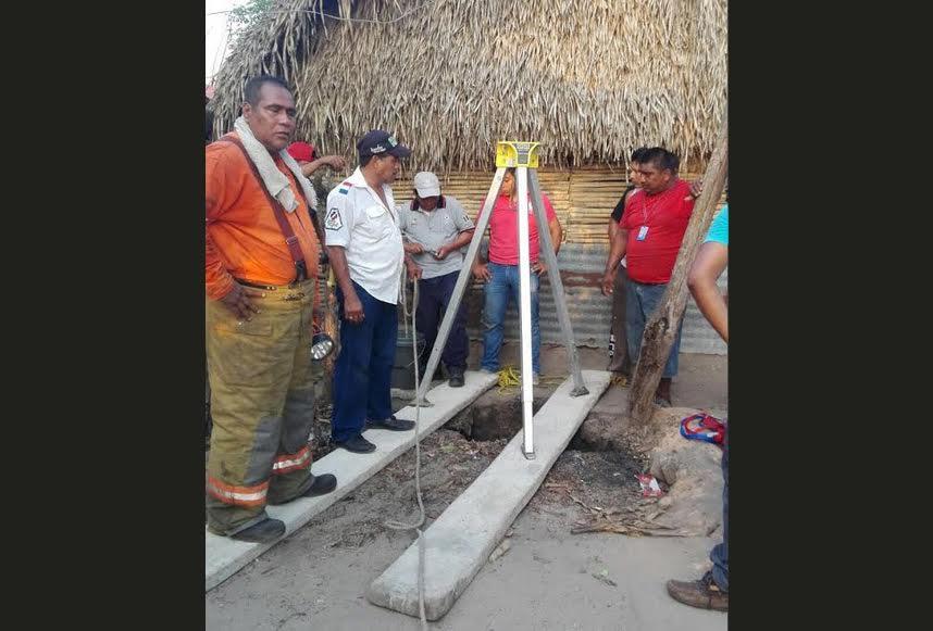 Los hechos se registraron en la comunidad de Tierra Colorada, en Huimanguillo. (Noticieros Televisa)