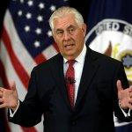 Tillerson, Rusia, conflicto, Siria, guerra, Lavrov, seguridad,