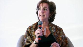 Roberta Jacobson, embajadora de EU en México, participó en el Foro True Economic Talks. (Getty Images)
