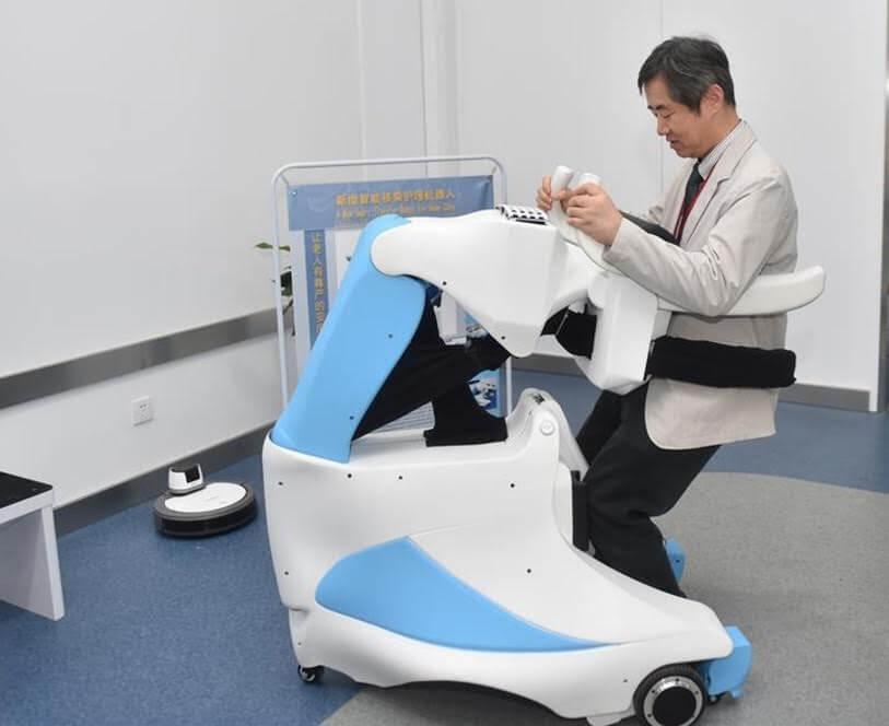 Feria del robot, robots, china, androides, ingeniería, Cumbre de robots en China