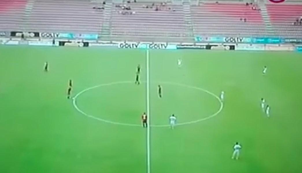 Equipo de futbol de Venezuela desafía a Nicolás Maduro en Partido