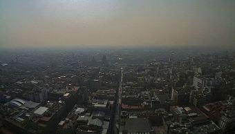 Se mantiene la contingencia ambiental en el Valle de Mexico