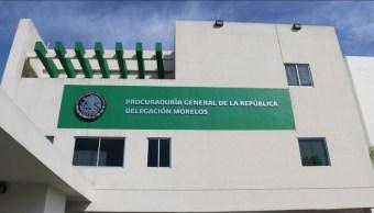 La PGR en Morelos investiga el combustible hallado en Huitzilac