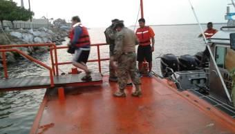 Semar rescata a tripulantes del yate 'Tukutela' en Tamaulipas