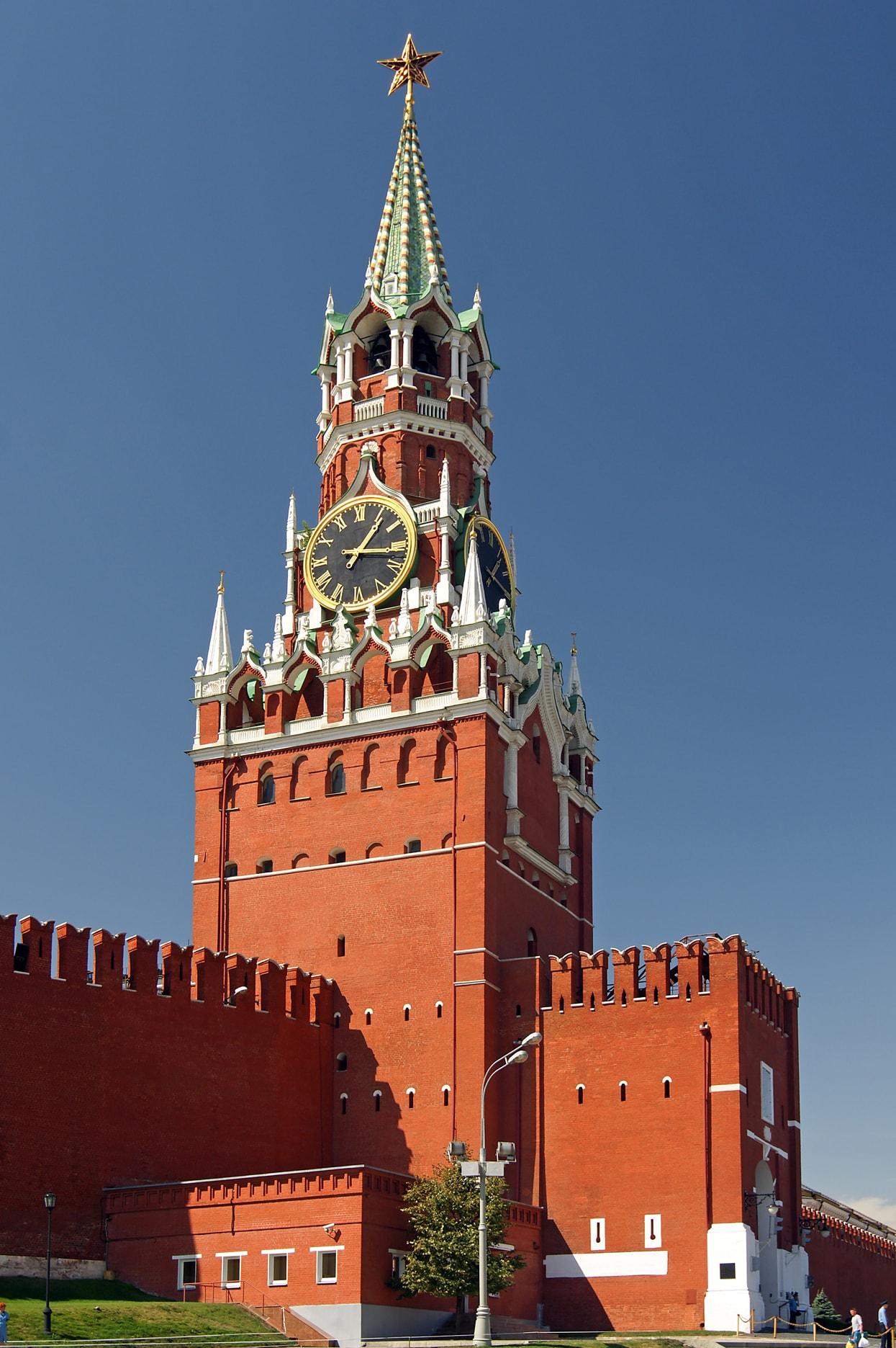Kremlin Putin Poder