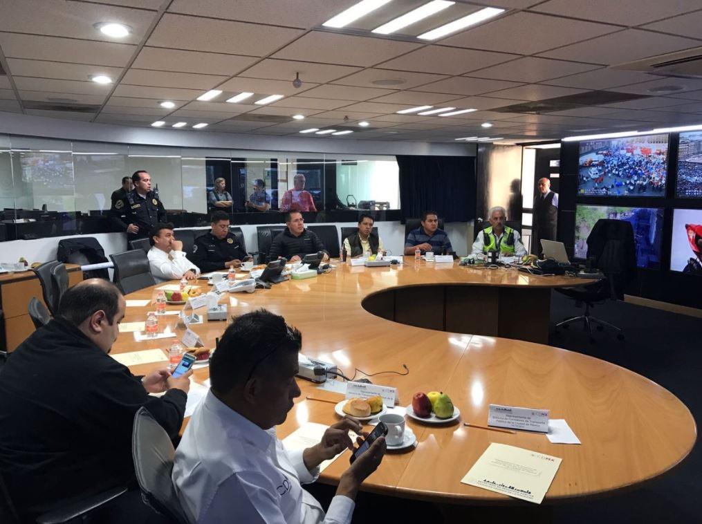 Más de 2 mil policías vigilarán movilizaciones por Día del Maestro