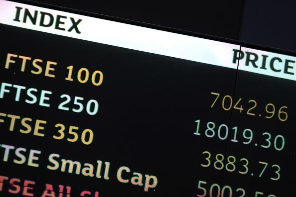 El principal índice británico, el FTSE 100, cotizaba estable