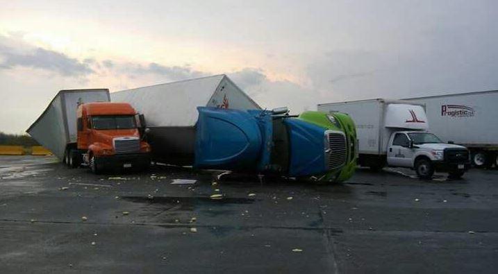 Tornado, Apagon, Tamaulipas, Puente Internacional, Nuevo Laredo, Texas