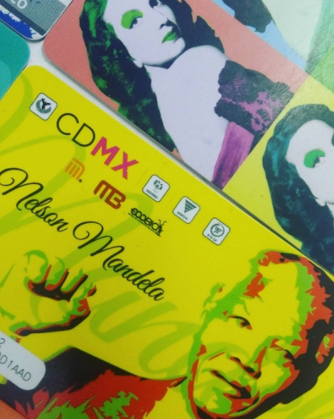El Metro tendrá nuevas tarjetas (Instagram:@ruthitai21)