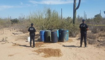 Elementos de Policía Federal inhabilitan toma clandestina
