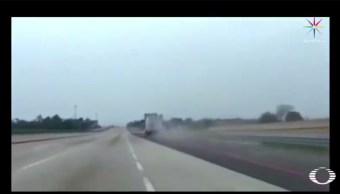México-Puebla, autopista, accidentes, policía federal, tráiler, seguridad
