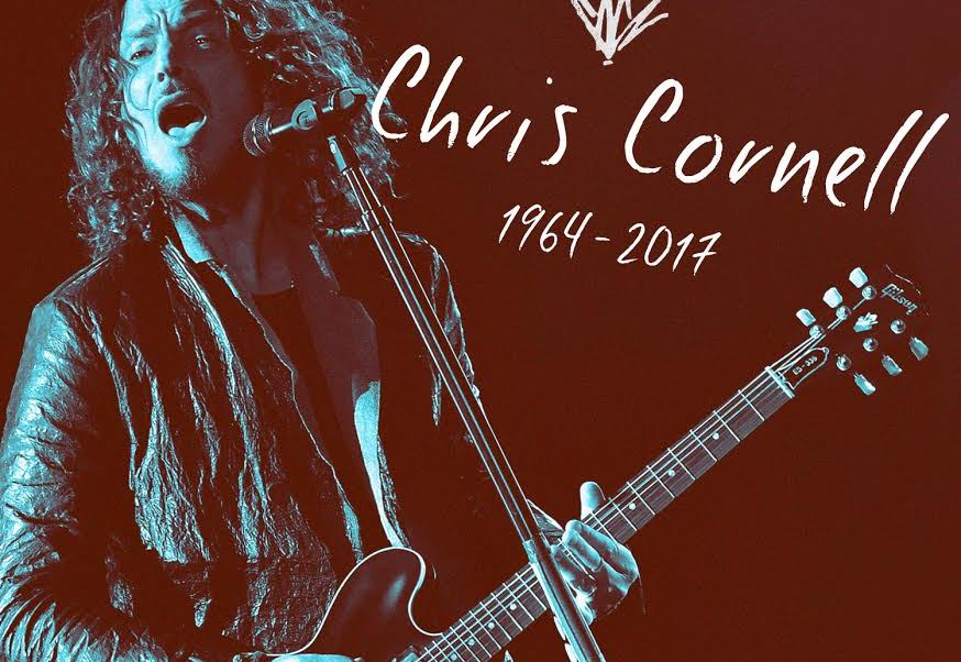 Chris Cornell, Grandes momentos, Soundgarden, grunge