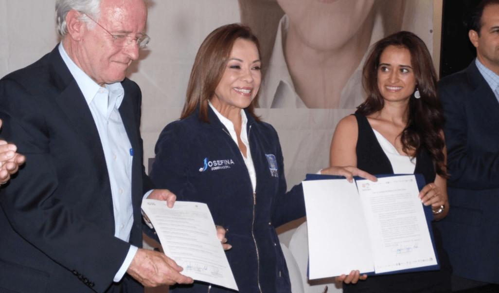 Vázquez Mota firma compromisos para combatir violencia e inseguridad