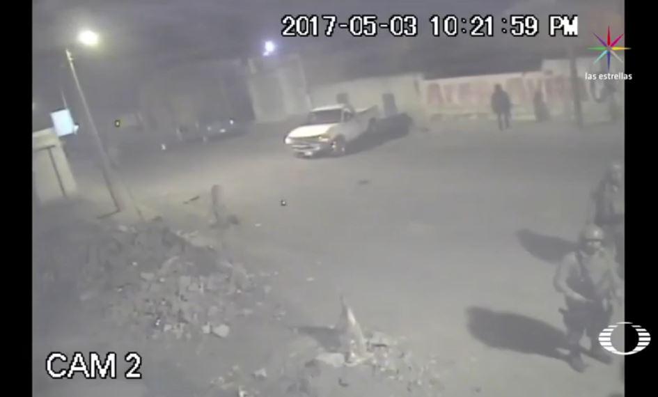 Enfrentamiento, militares, huachicoleros, Palmarito, Puebla, video
