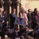 Vigilia por víctimas del atentado en Manchester