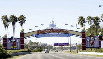 Walt Disney World, en Orlando, Florida