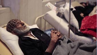 Epidemia de colera en Yemen, epidemia