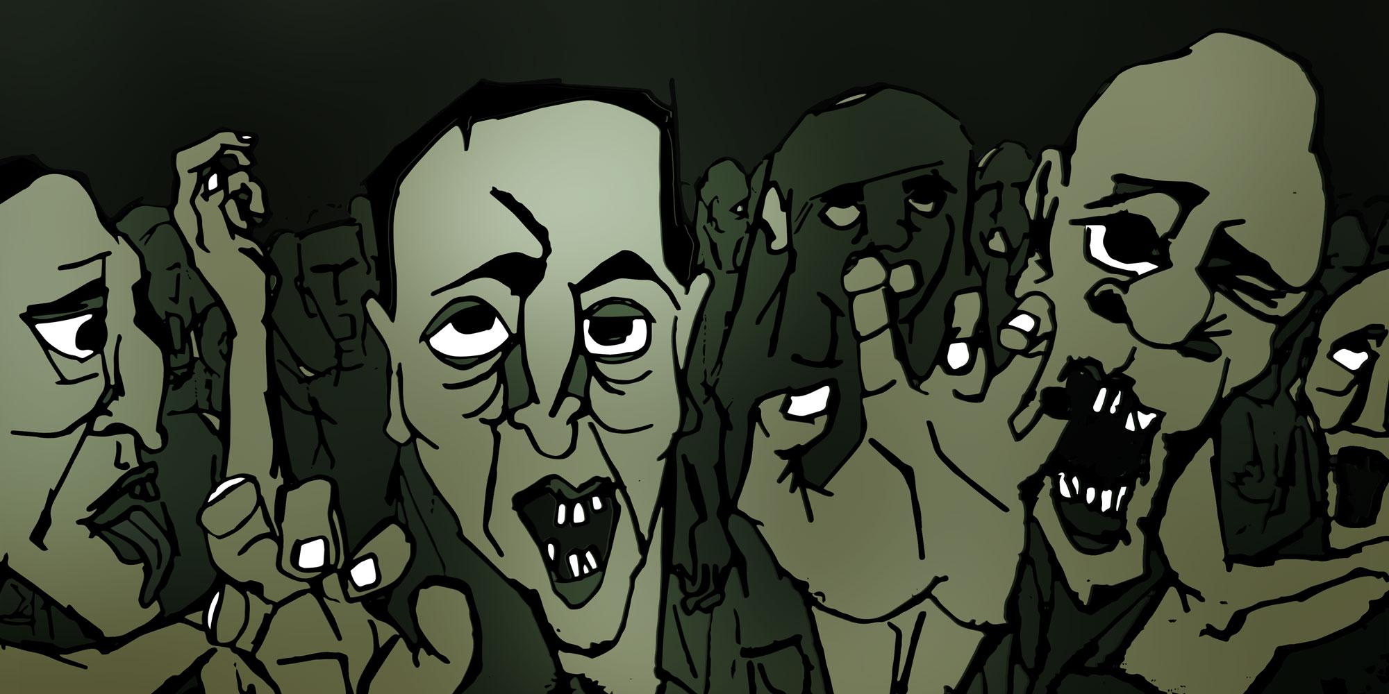 Zombie Apocalipsis Mañana