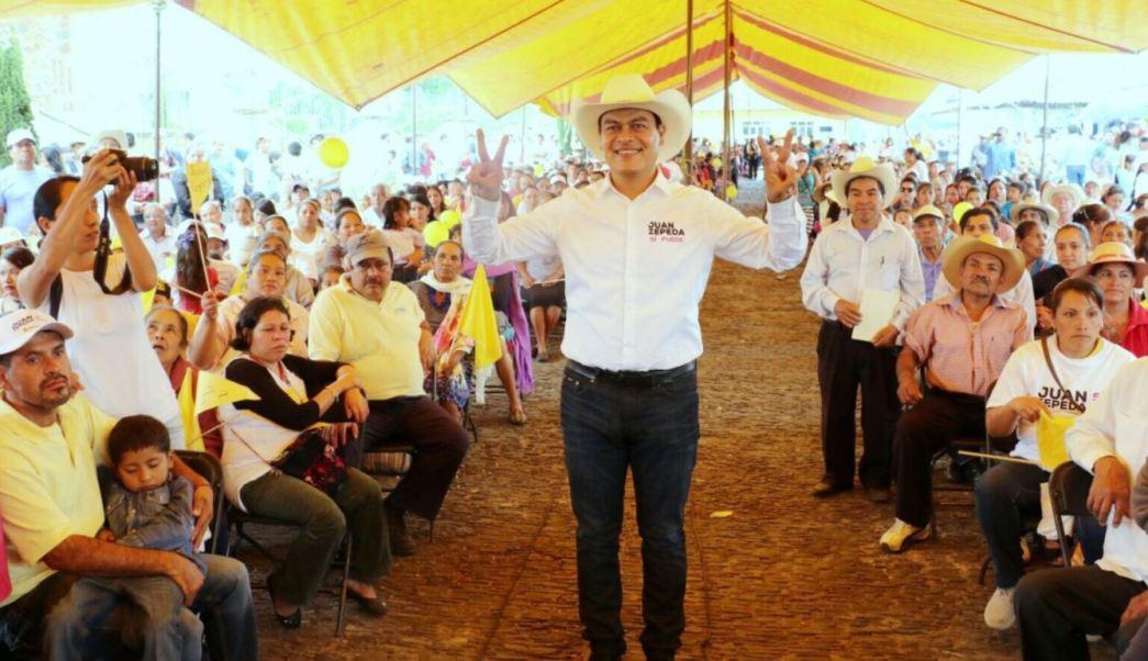 Juan zepeda, prd, elecciones, estado de mexico, edomex, candidato