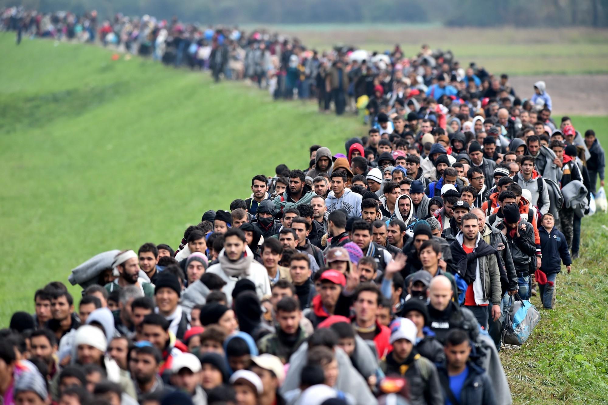 Solidaridad México crisis enfrentan los migrantes