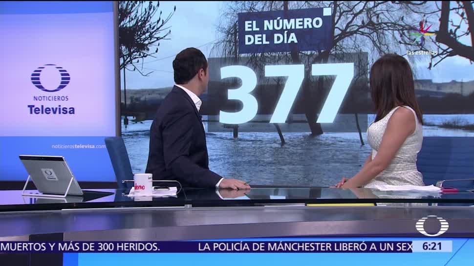 377 millones, afectadas, fenómenos naturales, cambio climático