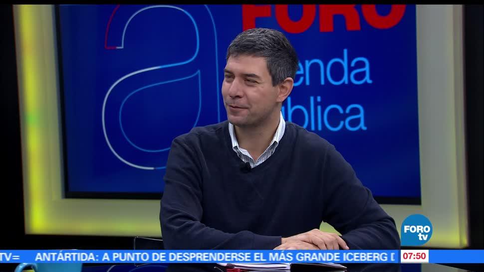 Gustavo Ampugnani, Greenpeace México, Estados Unidos, Acuerdo de París, cambio climático