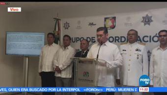 Autoridades de Baja California Sur, decomiso, cargamento de cocaína, buque