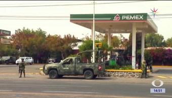 noticias, forotv, Cierran, siete, gasolineras, Puebla