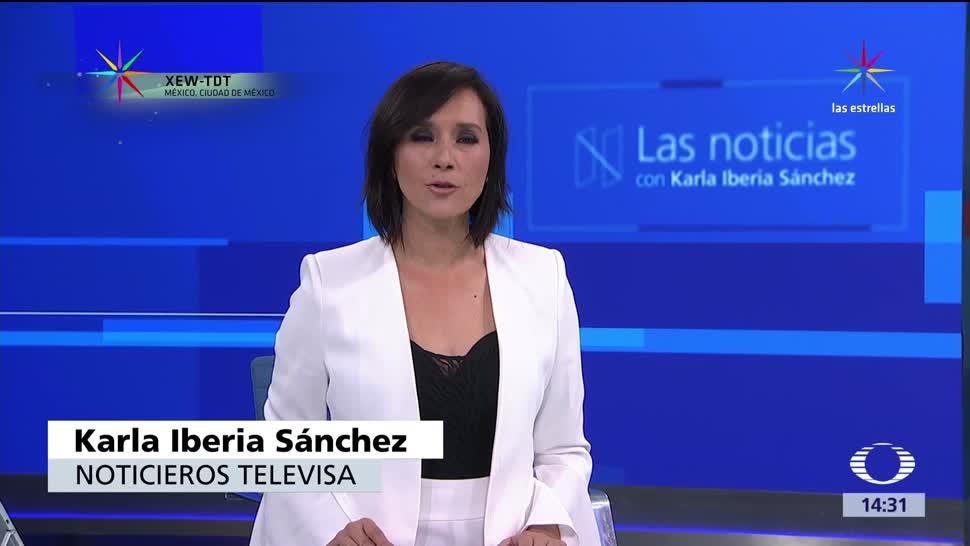 noticias, forotv, Las noticias, con Karla Iberia, Programa, 1 de junio de 2017