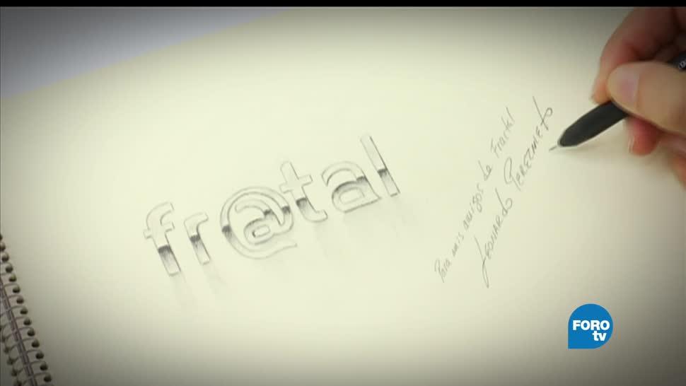 noticias, forotv, Canal, ArteDivierte, Leonardo Pereznieto, tutoriales para aprender a dibujar en Youtube