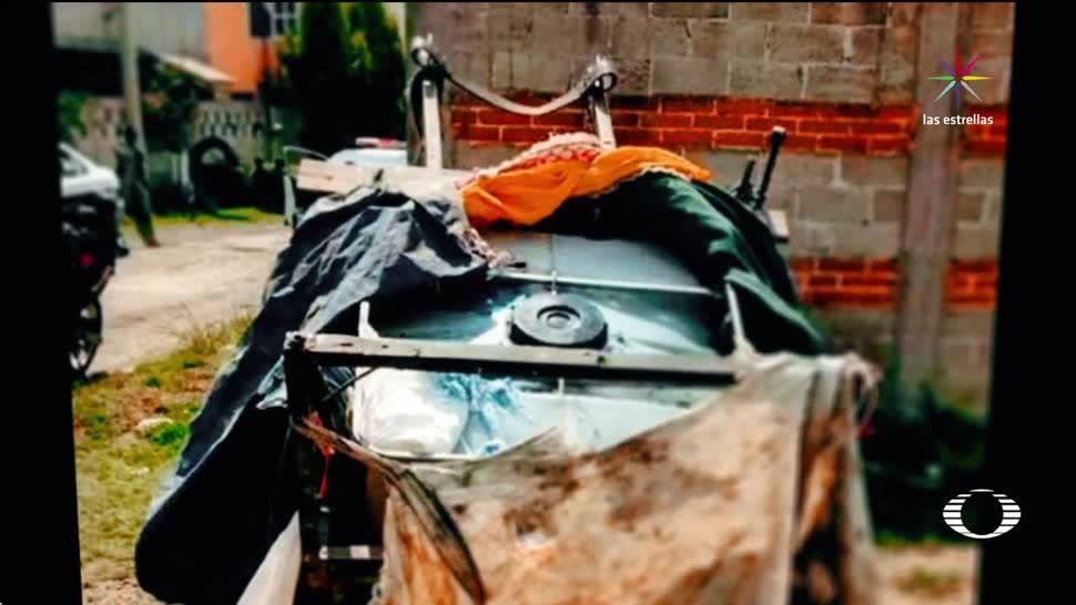Huachicoleros, emplean, nuevo modo, traslado, combustible, robo de gasolina