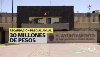 predios, embargados, Ayuntamiento, San Luis Río Colorado, Sonora, corrupción