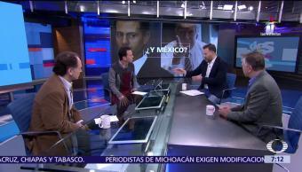 liderazgo mundial, Javier Tello, Leo Zuckermann, Jorge Castañeda