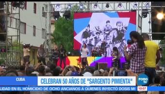 Cuba, recuerda, The Beatles, La Habana
