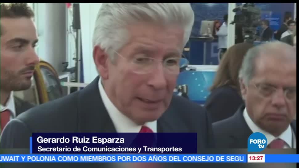 Inversión extranjera, bienvenida, México, Ruiz Esparza