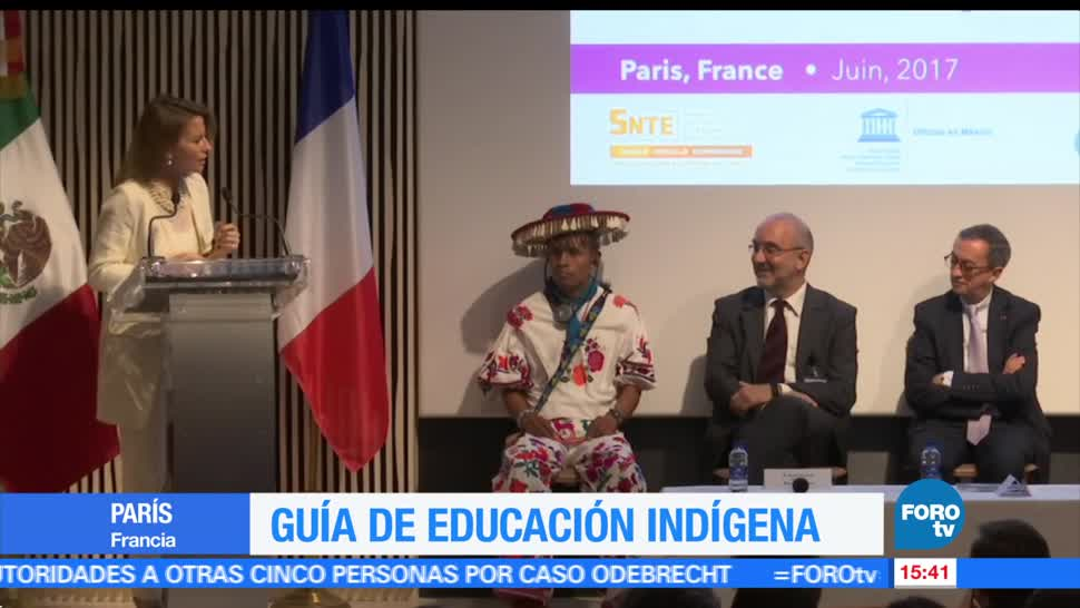 México, presenta, París, herramienta, pedagógica, unesco