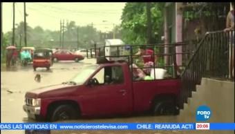noticias, forotv, saldo, paso, Beatriz, Oaxaca