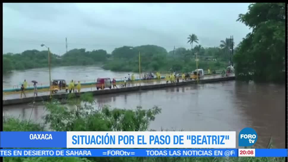 noticias, forotv, Inicia, recuento, danos, Oaxaca