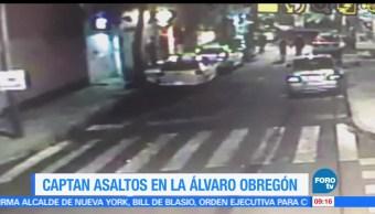 Difunden, robo de autos, delegación Álvaro Obregón, Ciudad de México