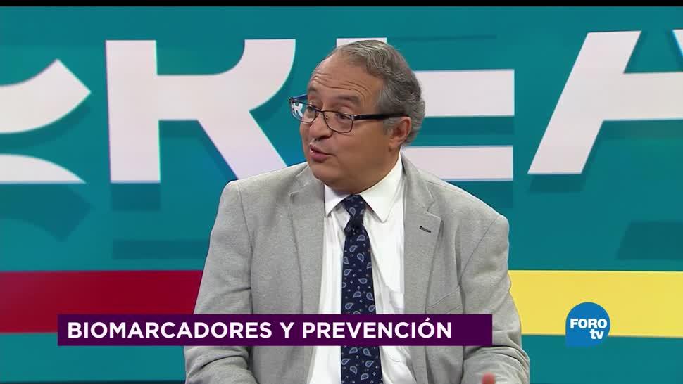 Alejandro Zentella, del Instituto de Investigaciones Biomédicas de la UNAM, marcadores, Biológicos