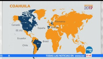 elección en Coahuila, extranjero, boletas, voto