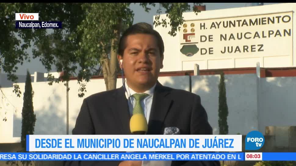Amador Narcia Crespo, votaciones en Naucalpan, punto clave, Estado de México