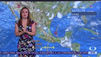noticias, televisa, Prevén, torbellinos, Norte y Noreste, México